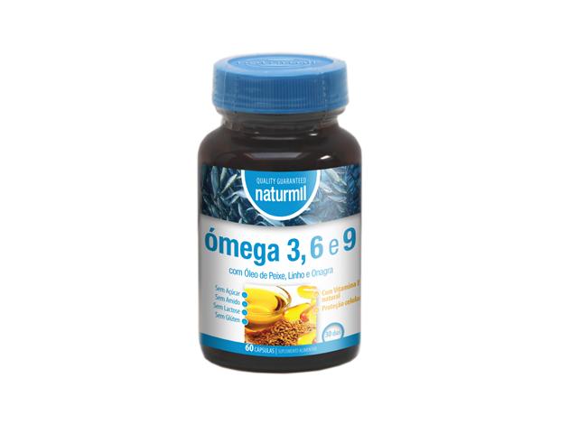 Diloupharma naturmil omega 3 6 9